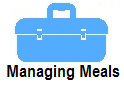 managing meals